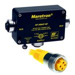Maretron NMEA 2000 Mini Powertap - Female-Female with Fuses NF-NM4P-NF