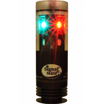 Signal Mate 2NM Tri-Color / Anchor with Wind Indicator Illumination (3 Wire Installation)