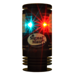 Signal Mate 2NM Bi-Color (Port and Starboard) LED Navigation Light