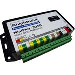 1132 - Shipmodul  MiniPlex-3E Ethernet Advance NMEA 0183 Multiplexer (MiniPlex3USB Shown)
