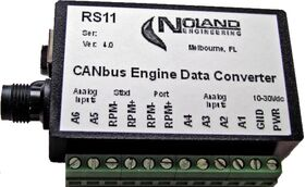 NoLand Engineering - RS11 V4 CANbus Engine Data Converter Twin Pac - Version 4