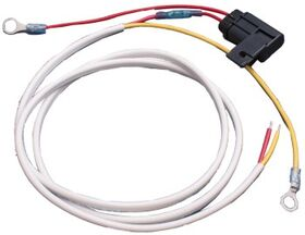 Maretron Battery Harness with Fuse  (DCM100 Accessory) FC01