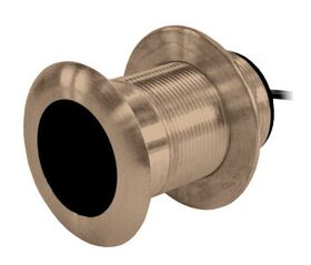 Airmar B117 50/200kHz Raymarine Bronze Low Profile Depth and Temperature Transducer - B117-DT-RAY