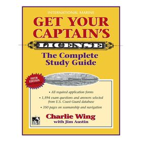 Get Your Captain's License 5th Edition