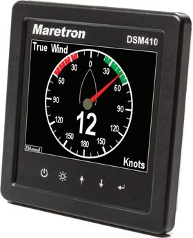 "Maretron DSM410 4.1"" High Bright Color Display"