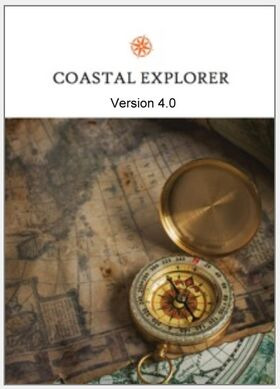 Coastal Explorer Navigation Software - Rose Point Navigation CEX-011-P - Ver 4.0