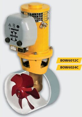 Vetus BOW6012C Electrical Bow Thruster