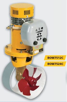 Vetus BOW7512C Electrical Bow Thruster
