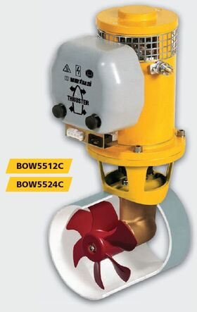 Vetus BOW5512C Electrical Bow Thruster